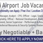 Dubai Airport Jobs give Wings to Your Career