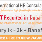 Leo International HR Consultancy Latest Jobs